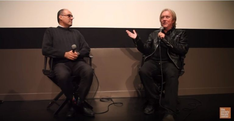 24 Frames Q&A at The Lincoln Center with Godfrey Cheshire